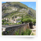 The Malene an authentic village, located in the Gorges du Tarn in Lozere