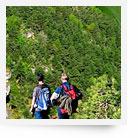 Hiking Lozère, Cevennes, Gorge du Tarn