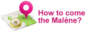 How to come the Malène