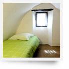 Bed Zimmer im Lusette Malène